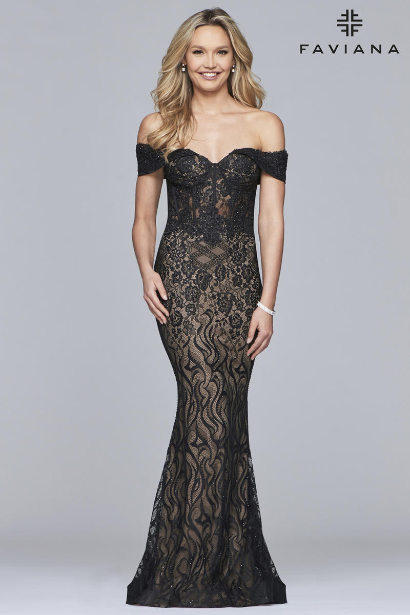 Faviana Glamour S10109 Glamour by Faviana Susan Rose Gowns and ...