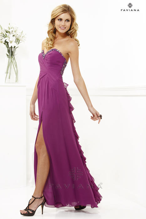 Faviana instock Sale Dress