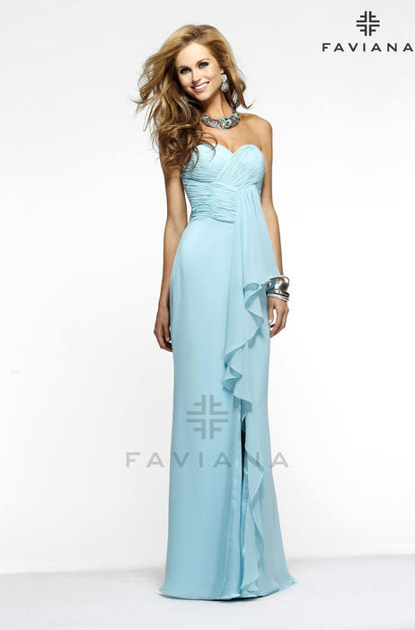 Faviana in stock Sale Dress