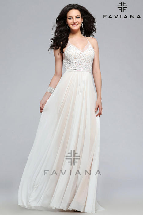 Faviana at Synchronicity Boutique
