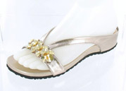 CFW-318_Gold� Helen's Heart Casual Shoes