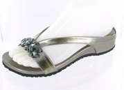 CFW-318_Grey� Helen's Heart Casual Shoes