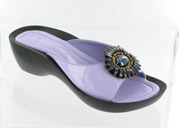 CFW-7188-3Purple Helen's Heart Casual Shoes