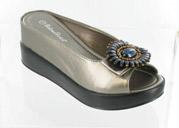CFW-8127-17GunMetal Helen's Heart Casual Shoes