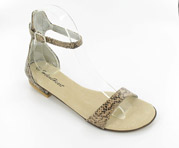 CFW-8496-1Beige Helen's Heart Casual Shoes
