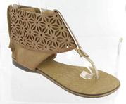 CFW-BP6609-1173_Brown� Helen's Heart Casual Shoes