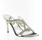 CS-69881-002_Black_Gun_Metal_� Helen's Heart Couture Shoes