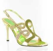 CS-69881-003_Gold_and_Peridot_� Helen's Heart Couture Shoes