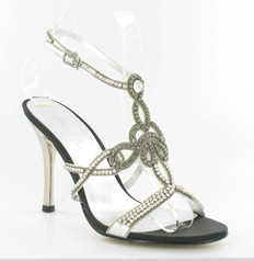 CS-69881-004_Black_&_Clear� Helen's Heart Couture Shoes