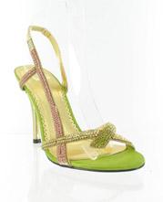 CS-69881-010_Green_Pink_� Helen's Heart Couture Shoes