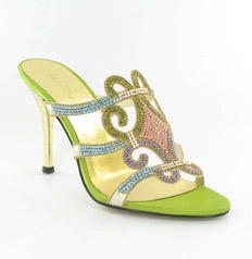 CS-69881-027_Green_&_Multi� Helen's Heart Couture Shoes