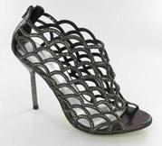 CS-AM-69_Black� Helen's Heart Couture Shoes