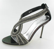 CS-AM-73_Black� Helen's Heart Couture Shoes