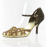 CS-CP-8170_Brown� Helen's Heart Couture Shoes