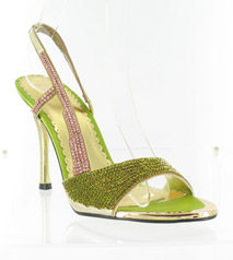 CS-FA164_Green_Pink_� Helen's Heart Couture Shoes