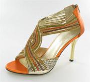 CS-_9834-478_Orange_Multi� Helen's Heart Couture Shoes