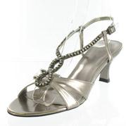 FS-4218-34_Gun_Metal� Helen's Heart Formal Shoes