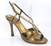 FS-4218-35_Bronze� Helen's Heart Formal Shoes