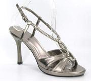 FS-4218-35_Gun_Metal� Helen's Heart Formal Shoes