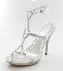 FS-6602-61_Silver� Helen's Heart Formal Shoes
