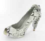 FS-807-19_Snake� Helen's Heart Formal Shoes