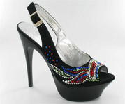 FS-830-2_Black� Helen's Heart Formal Shoes