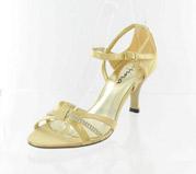 FS-96038-13_Gold_� Helen's Heart Formal Shoes