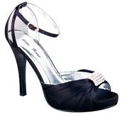FS-A8818-45_Black� Helen's Heart Formal Shoes