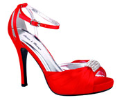 FS-A8818-45_Red� Helen's Heart Formal Shoes