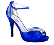 FS-A8818-45_Blue� Helen's Heart Formal Shoes