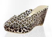 FS-678-5-BROWN- Helen's Heart Formal Shoes