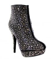 FS-9383-6-Black Helen's Heart Formal Shoes