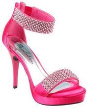 FS-EDEN-8-Fuchsia Helen's Heart Formal Shoes