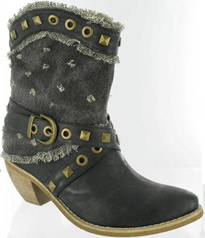 LB-0228-3_Black� Helen's Heart Boots