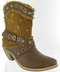 LB-0228-3_Rust_Brown� Helen's Heart Boots