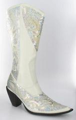 LB-0290-10_White� Helen's Heart Boots