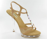 PS-828-2� Helen's Heart Pageant Shoes