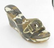 PTS-358-9A_Desert_Camo� Helen's Heart Casual Shoes