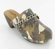 PTS-5382-1_Desert_Camo� Helen's Heart Casual Shoes