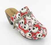 PTS-5382-1_Red� Helen's Heart Casual Shoes