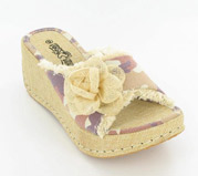 PTS-6639-12_Pink_Camo� Helen's Heart Casual Shoes