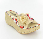 PTS-6639-12_Red� Helen's Heart Casual Shoes