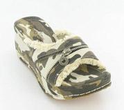 PTS-6639-39_Desert_Camo� Helen's Heart Casual Shoes