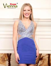 1503 Vienna Short Dress