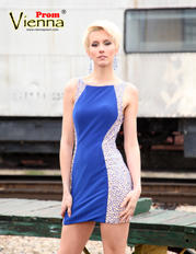 1510 Vienna Short Dress