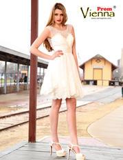 3007 Vienna Short Dress