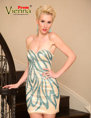 3502 Vienna Short Dress