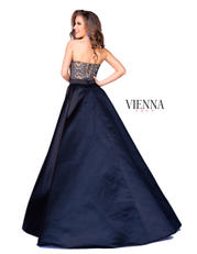 6031 Black/Royal back