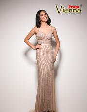 8022 Vienna Long Dresses