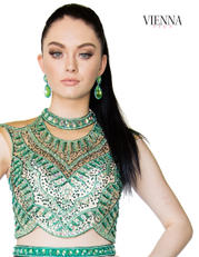 8256 Emerald detail